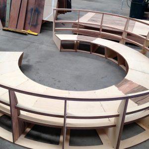 Custom Manufacturing - acrylic bending, timber work, POS displays, M4M displays