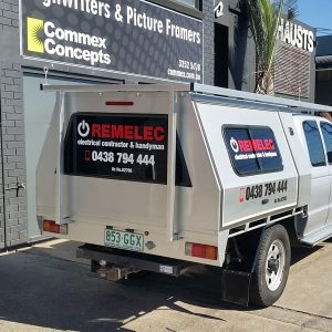 Vehicle and Fleet Graphics